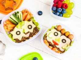 Zdrowy lunch box