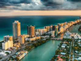 Miami Floryda