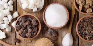cukier w codziennej diecie