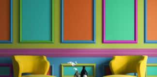 oddziaływanie kolorów