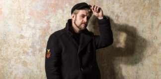 styl militarny w modzie męskiej