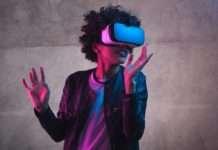 gry w technologii VR