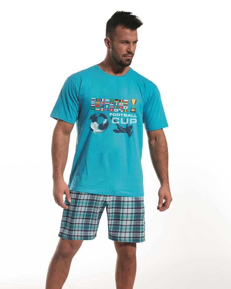Piżama dla fanów piłki