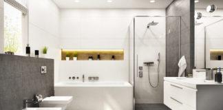 łazienka i toaleta w jednym pomieszczeniu