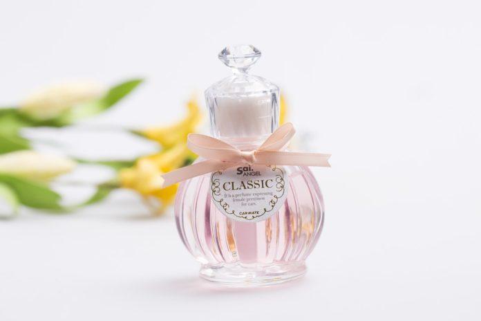 Damskie perfumy