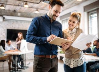 synergia płci w biurze