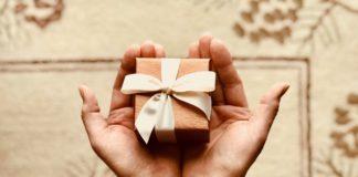 prezent dla nowożeńców