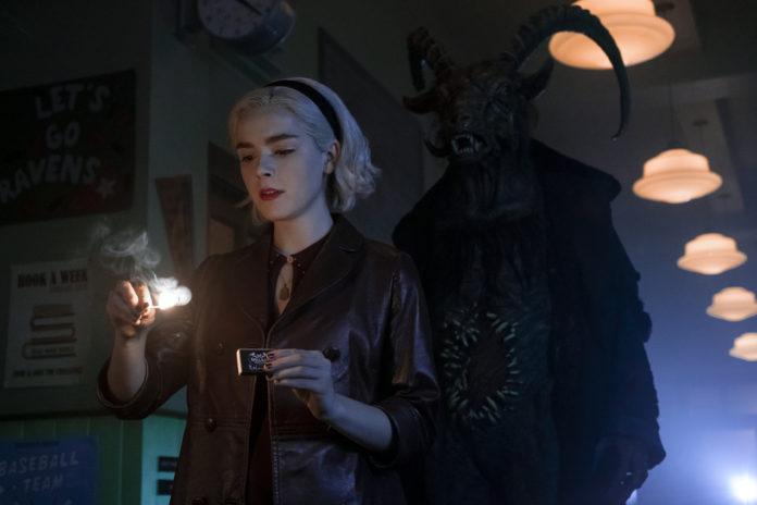 Sabrina mroczna strona