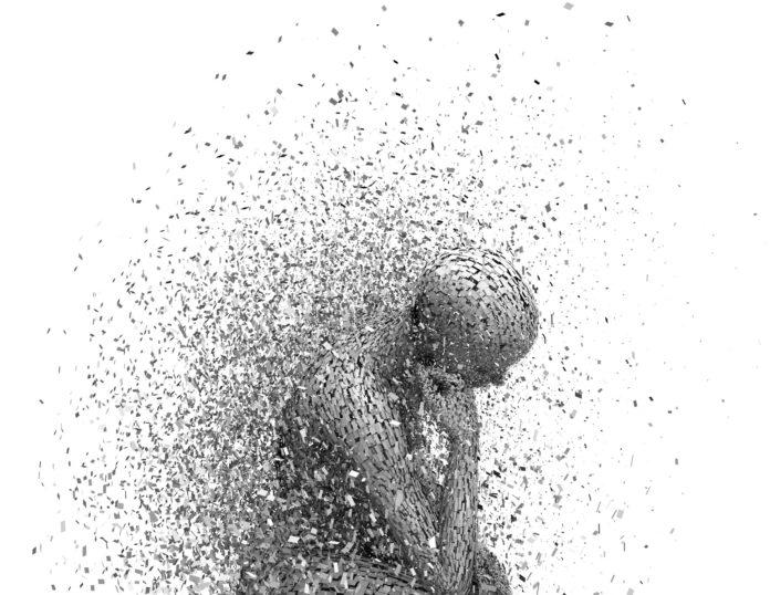 smutek a depresja