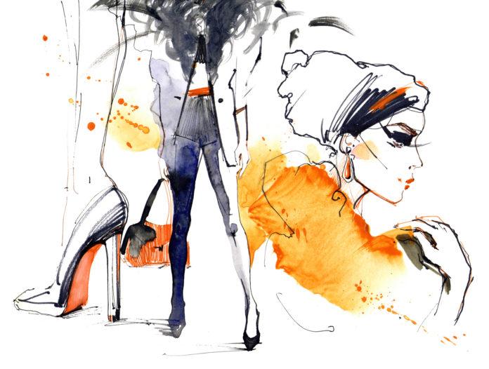 wysoka moda