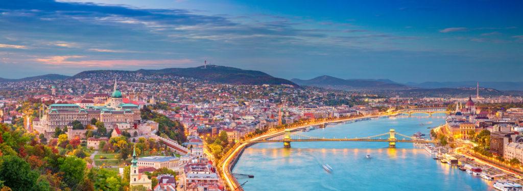 Budapeszt na city break