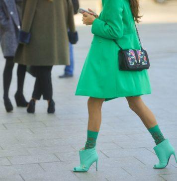 buty zamiast kaloszy