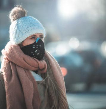 jak wybrać maskę antysmogową