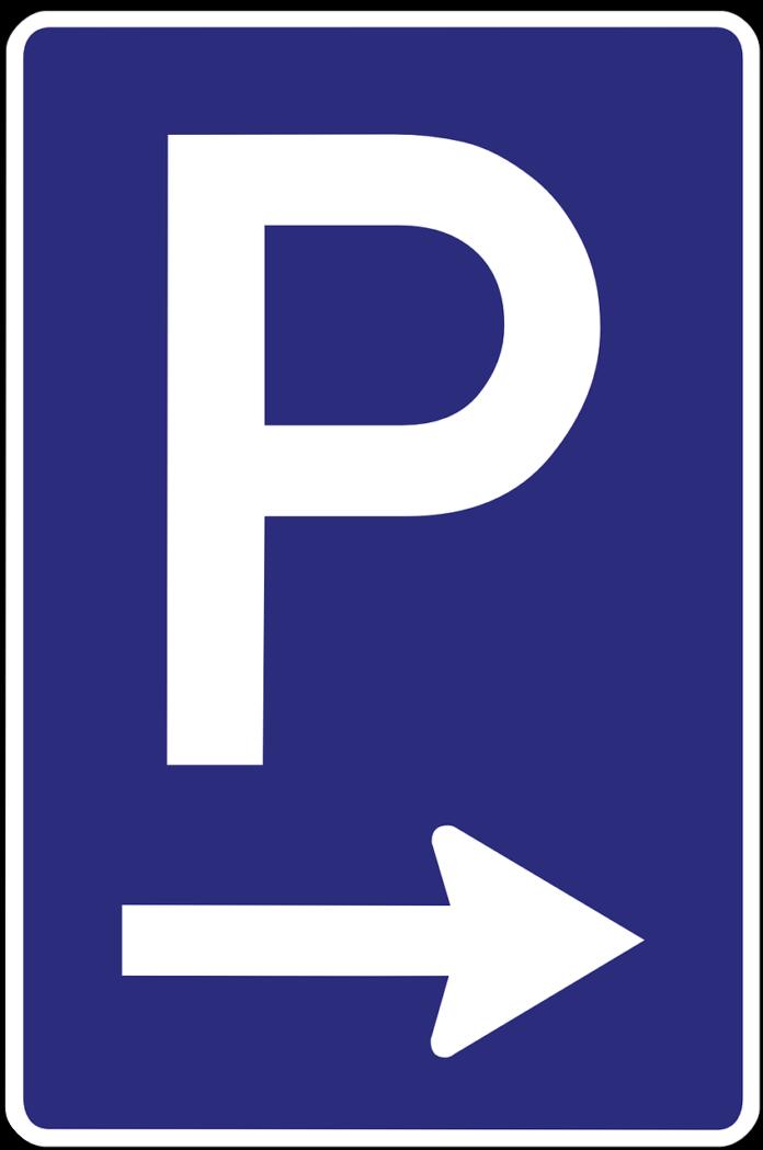 Parking - znak drogowy
