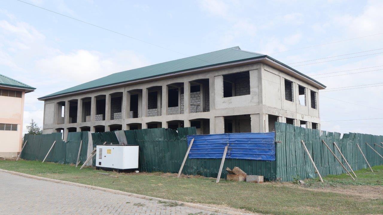 budowa szkoły w Ghanie