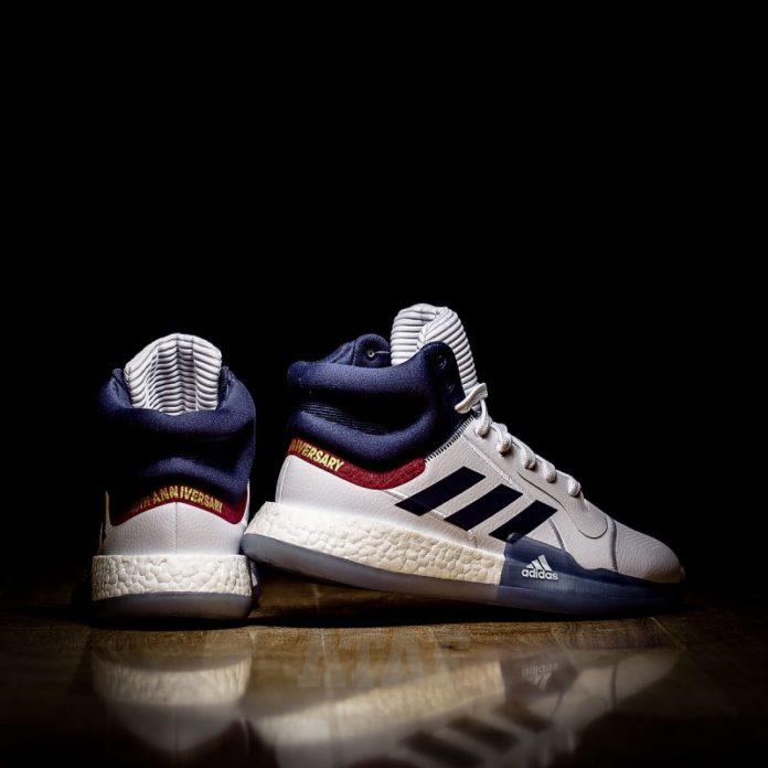 Adidas - buty do koszykówki