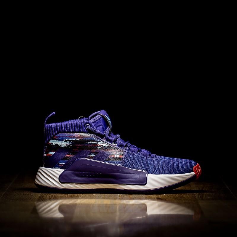 Adidas Dame 5 Collegiate Purple / Royal