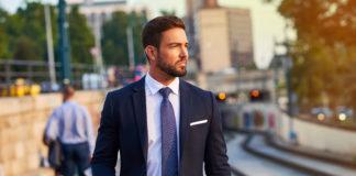 jak dbać o garnitur