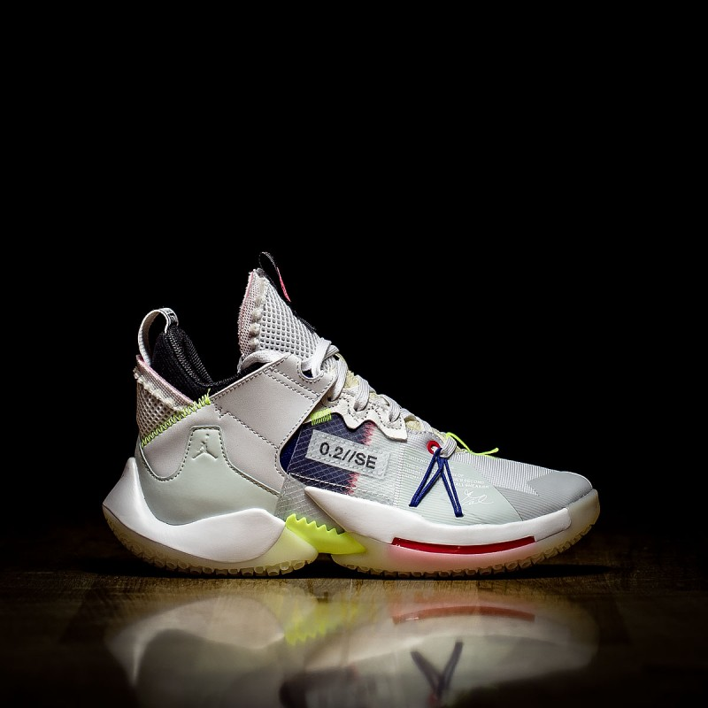 Nike Air Jordan Why Not Zer0.2 SE Russell Westbrook GS City Tour
