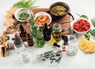Zioła i leki do kuracji homeopatycznych