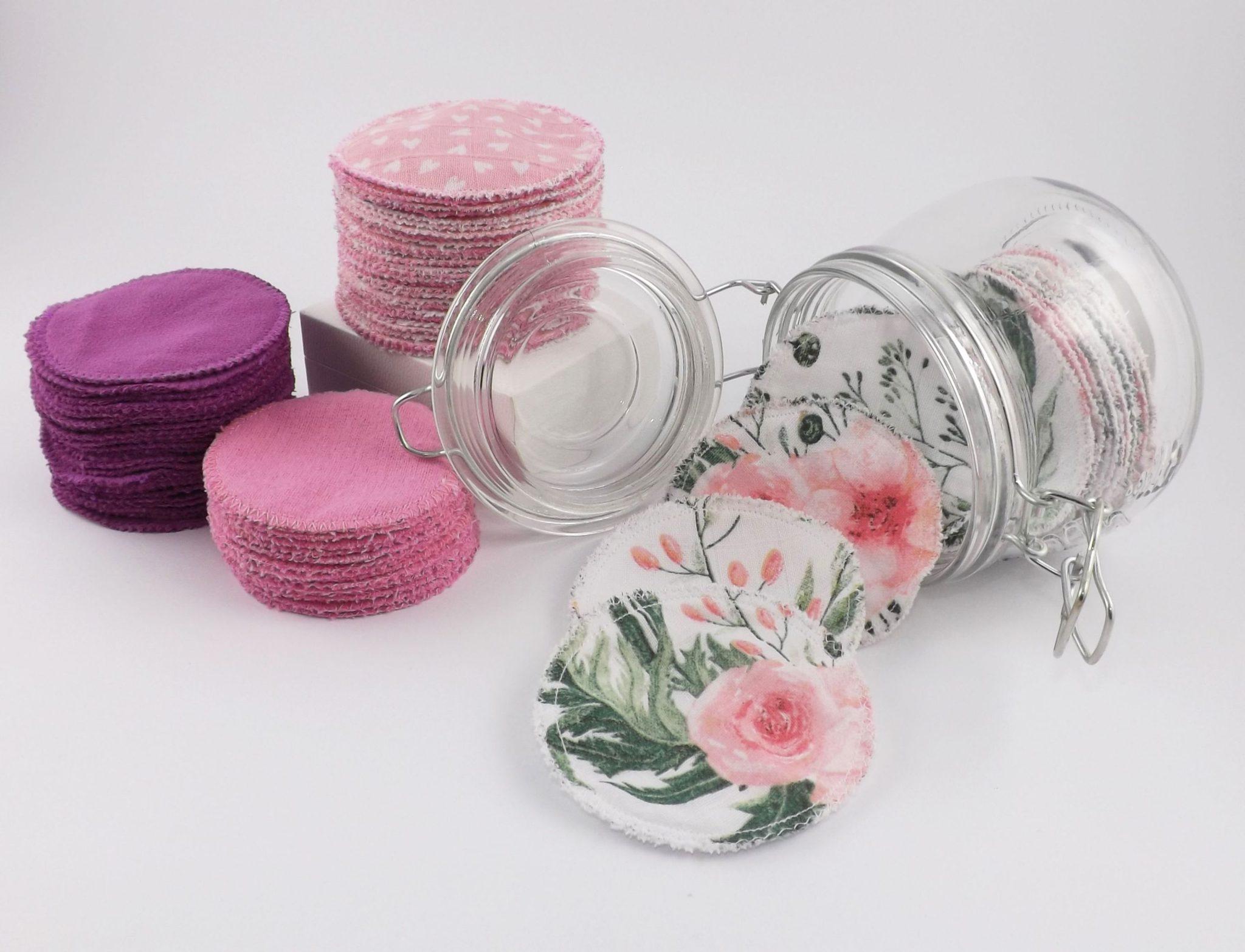 Relove wielorazowe płatki kosmetyczne