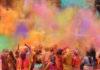 festiwal Holi w Indiach