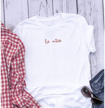T-shirt Be Nice