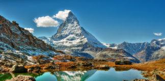 Matterhorn, Szwajcaria