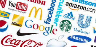 Logo międzynarodowe marki