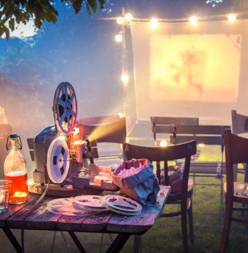 Kino plenerowe letnie