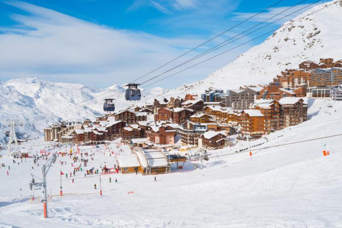 Val Thorens Alpy Francuskie