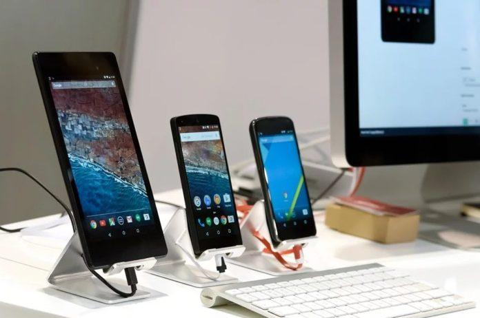 Smartfon bezramkowy
