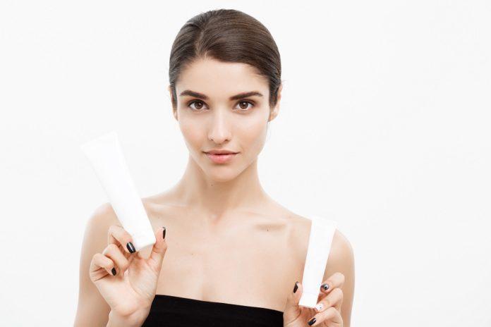 Krem odpowiedni dla skóry kobiety