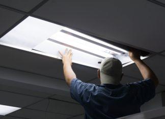 Wymiana świetlówek LED