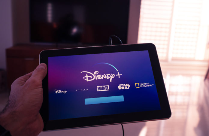 Platforma Disney +