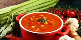 zupa toskańska z warzywami