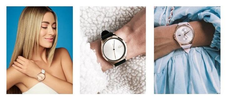 zegarki damskie lacoste