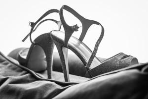 brokatowe buty