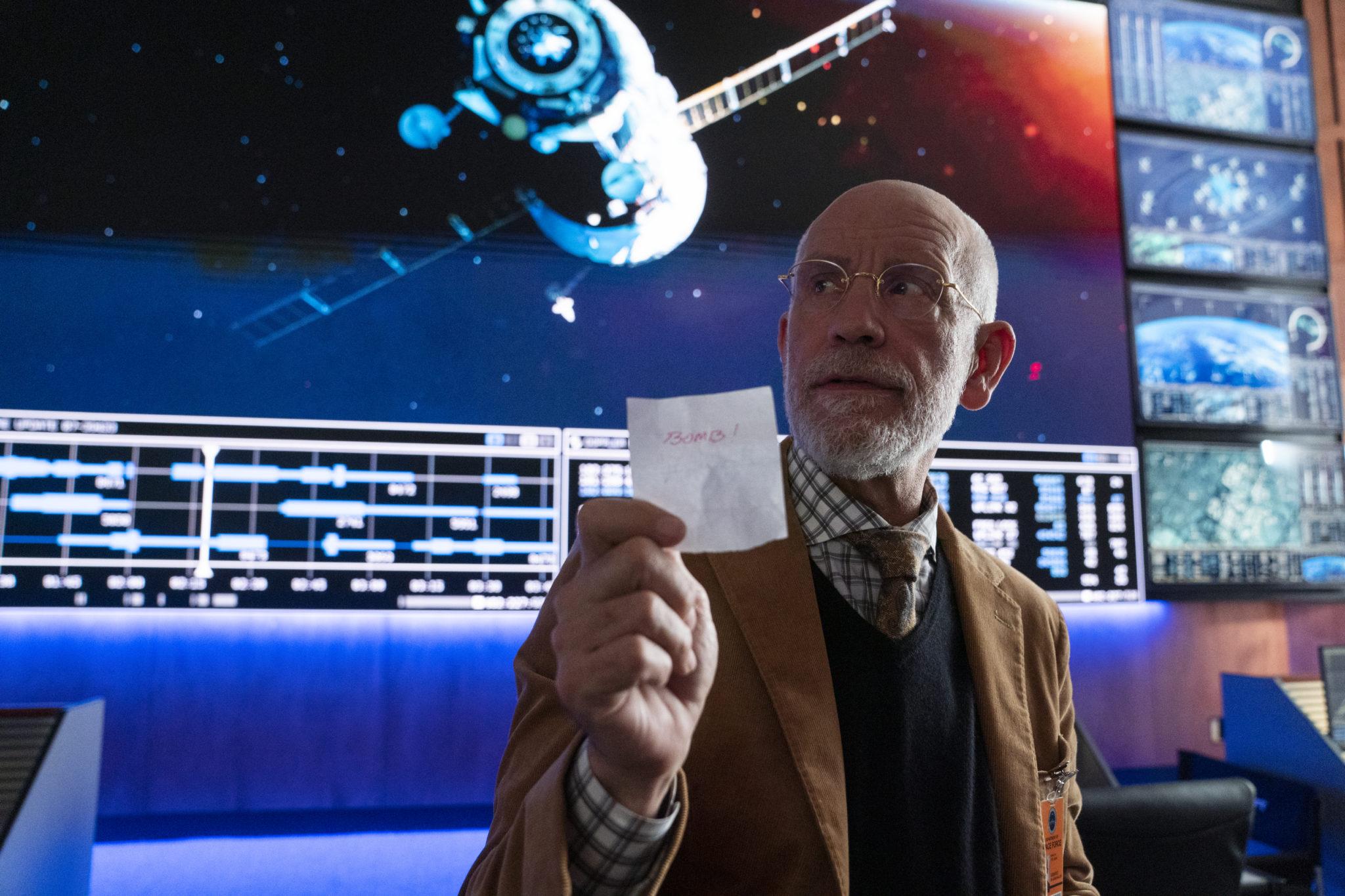 Siły kosmiczne John Malkovich