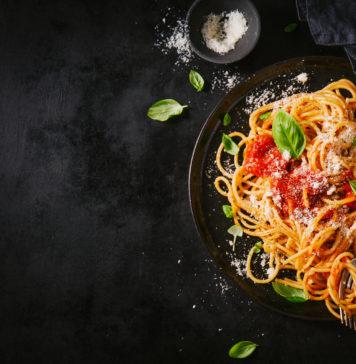 makaron bolognese