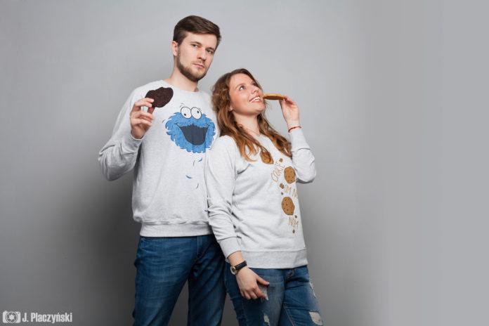 bluzki tematyczne dla par