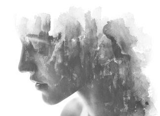 artystyczny portret kobiety