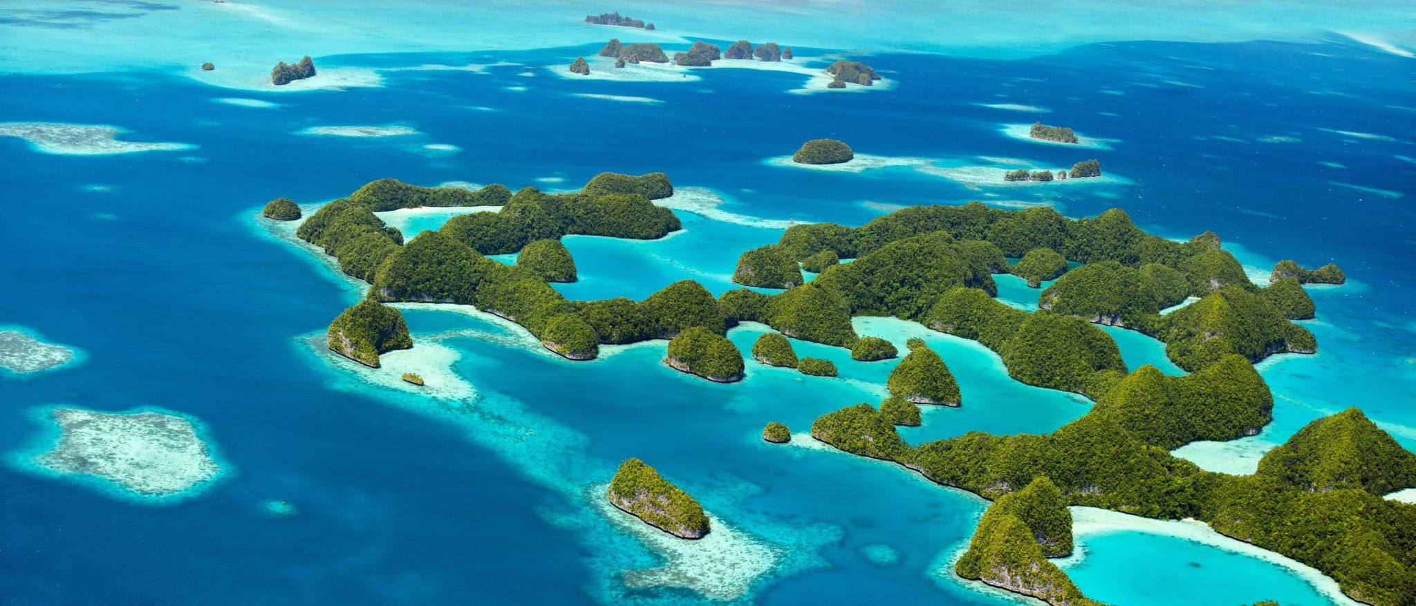 Palau wyspa