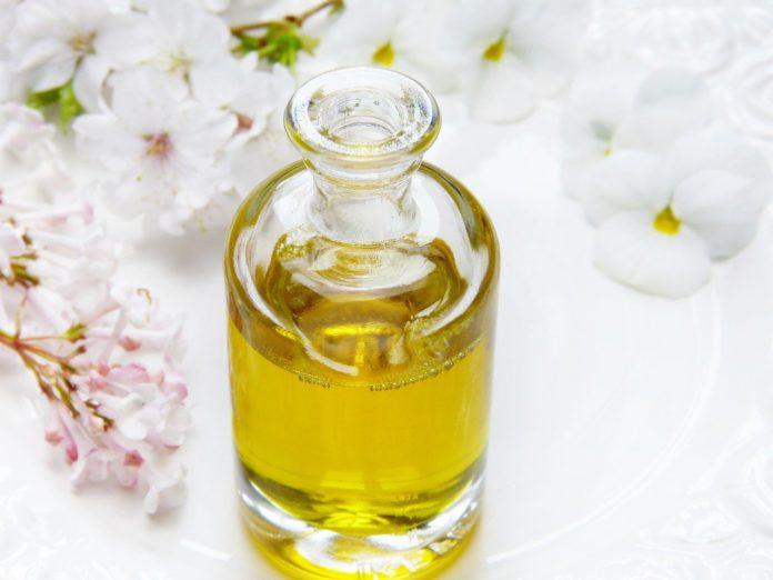 perfumy w buteleczce