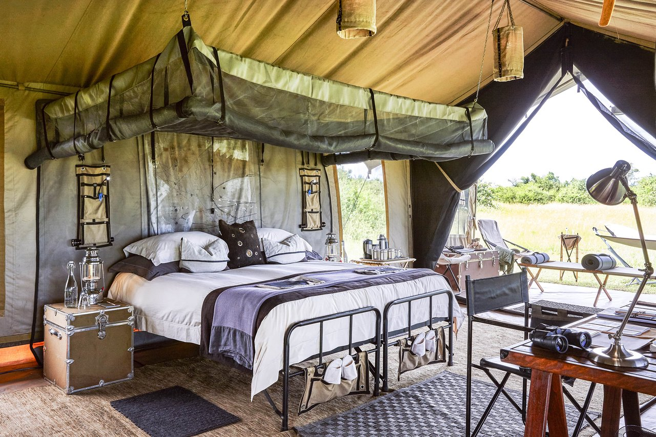 Kolonialna Singita Lodge - Safari w Tanzanii z Carter