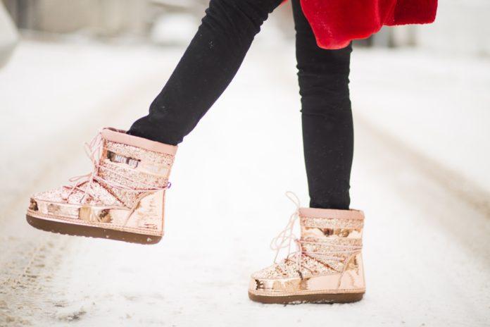 efektowne buty na zimę