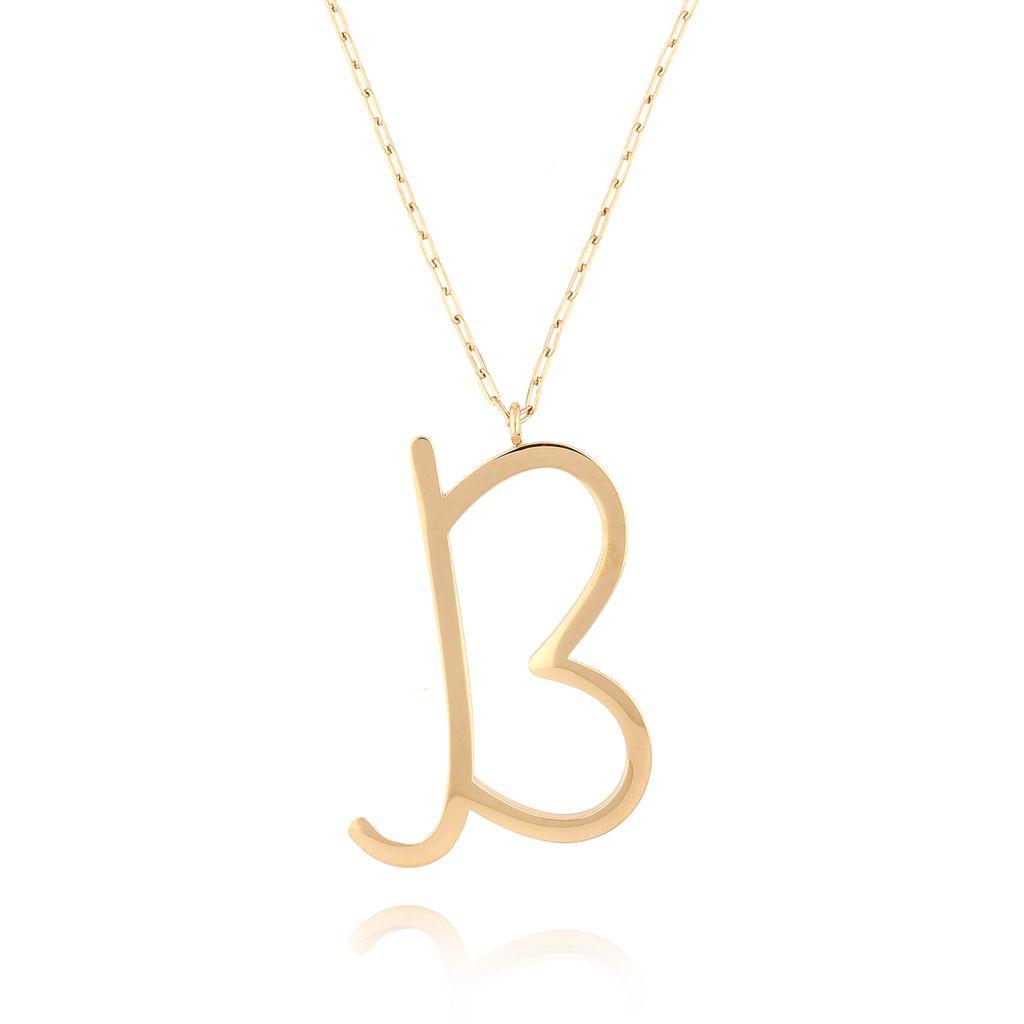 zawieszka litera b