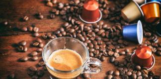kawa ziarna kapsułki
