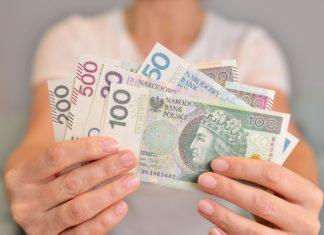 pieniądze polskie banknoty pożyczka ze złą historią
