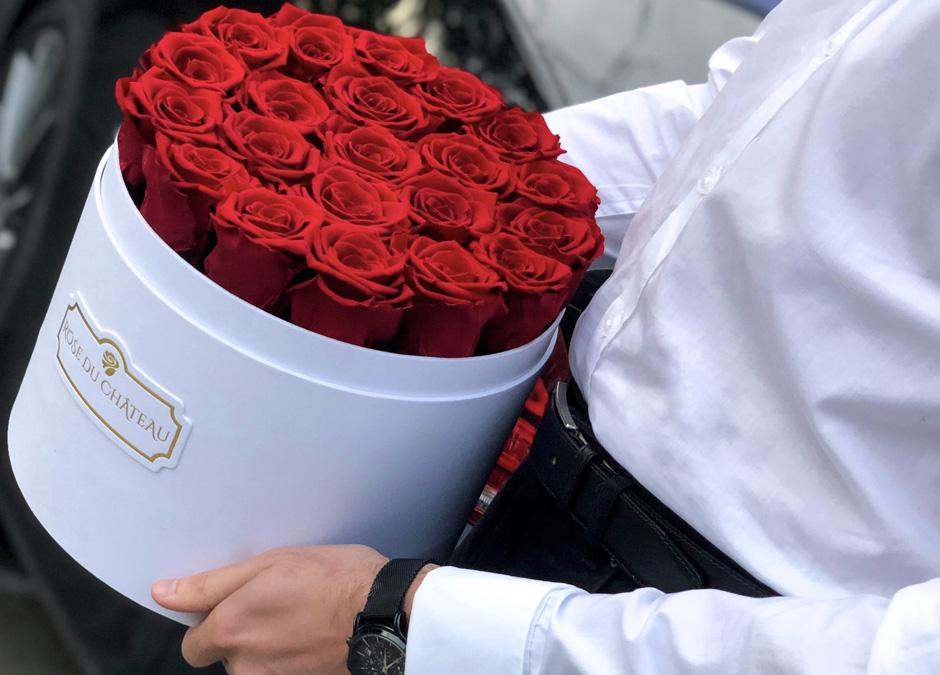 kwiaty flower box